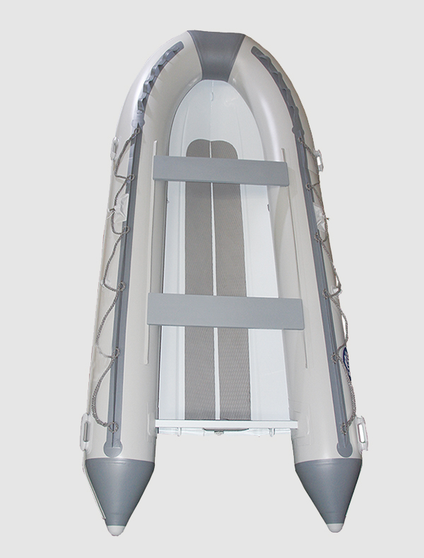 RIB铝底船